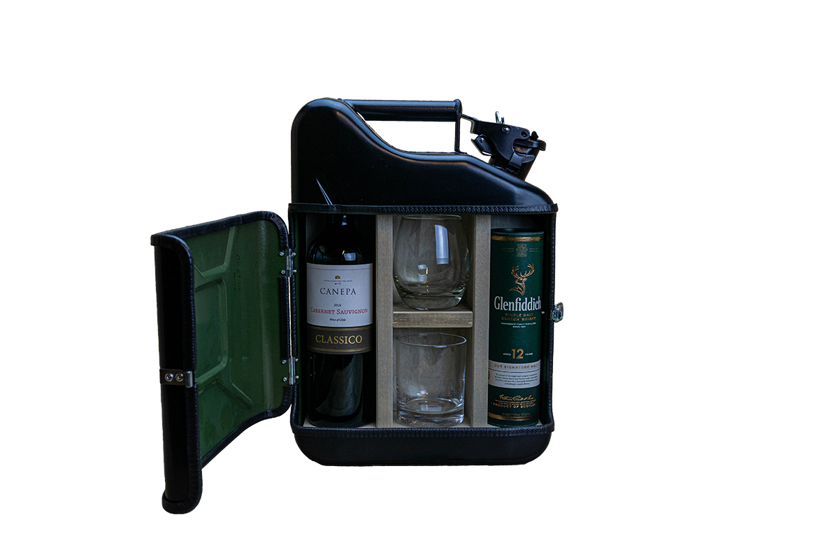Jerrycan mini his & hers bar-3