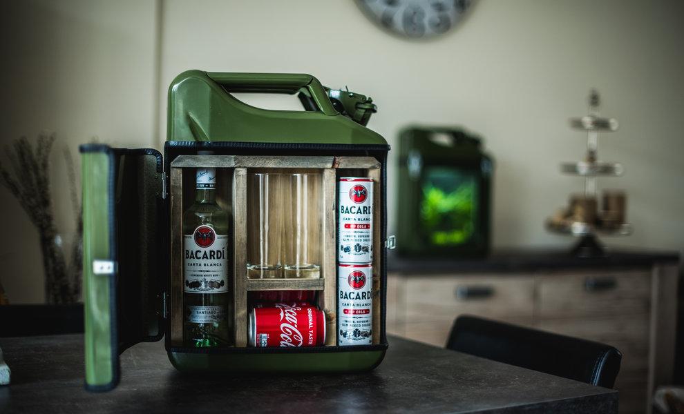 Portable bar sales