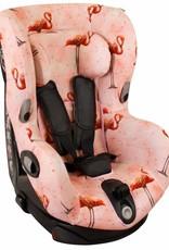 Ukje Hoes maxi cosi Axiss Flamingo