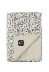 Mies & Co Soft teddy deken big cozy dots