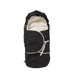 Mies & Co Baby Sleeping bag perfect hearts