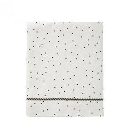 Mies & Co Laken wieg adorable dot 75 x 100