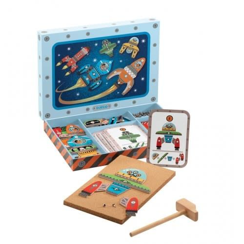 Djeco Djeco Space Tap Tap