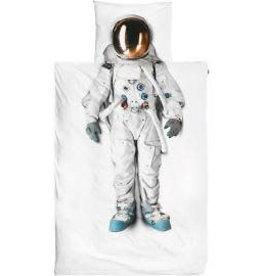 Snurk Dekbedovertrek Snurk Astronaut 120x150cm