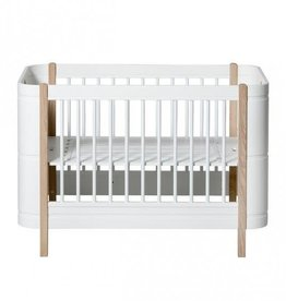 Oliver Furniture Wood mini cot bed (0-9 jaar)