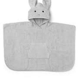 Liewood Orla Ponco Rabbit Dumbo grey 2-4Y