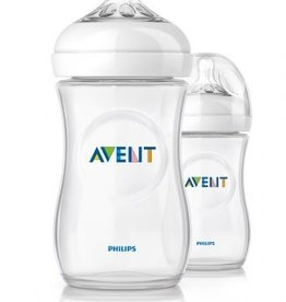 Avent Natural zuigfles 260 ml duo