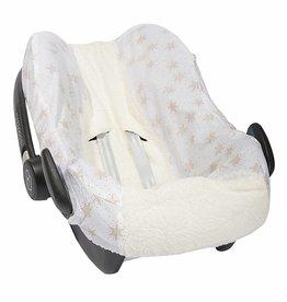 trixie baby Hoes autostoel | Pebble Stars