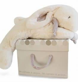 Doudou et compagnie Knuffel konijn