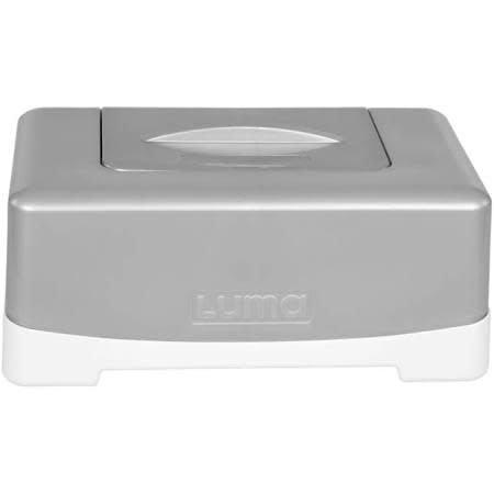 Luma EASY WIPE BOX SPARKLING SILVER