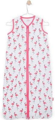 Jollein Slaapzak zomer 90cm jersey Flamingo