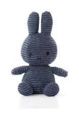 Bon Ton Toys Nijntje Corduroy Blauw 24cm