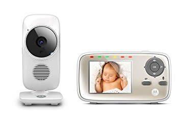 Motorola Babyfoon 2.8 Video baby monitor