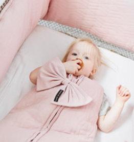 House Of Jamie Bed-park omtrek Geo Jacq - Powder pink