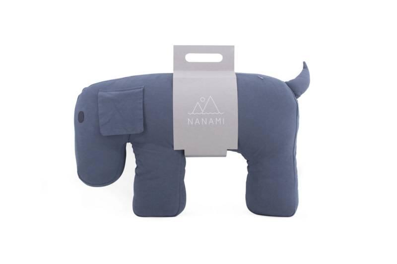 Nanami borstvoedingskussen Grey