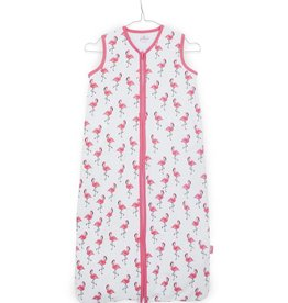 Jollein slaapzak Jollein 0,6 tog Flamingo 110 cm