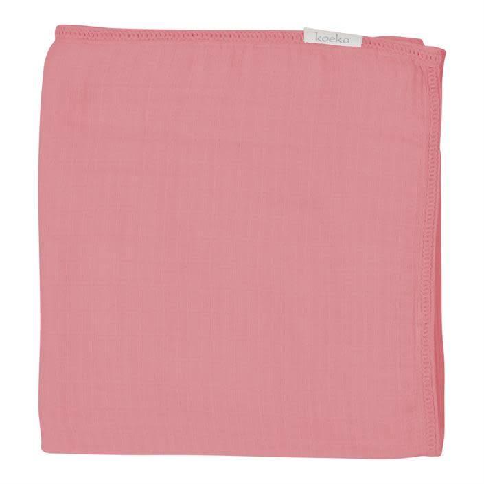 koeka Swaddle Dusty Pink