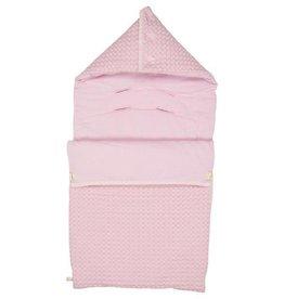 koeka Voetenzak maxi-cosi Old Baby pink