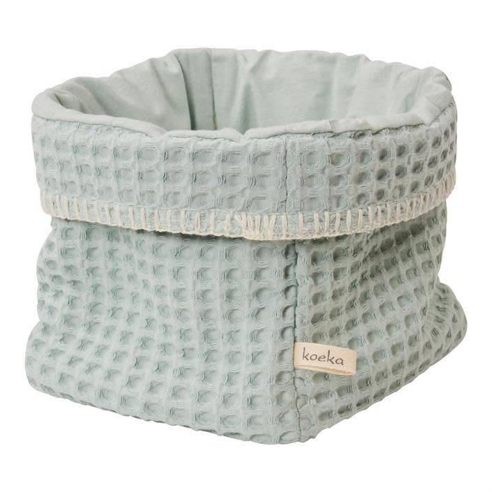 koeka Storage basket Misty Mint