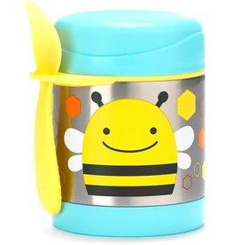 skip hop Zoo insulated food jar bij
