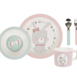 Little Dutch Little Dutch Melamine Dinner Set