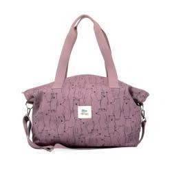Jojo factory Mommy bag Pink bears