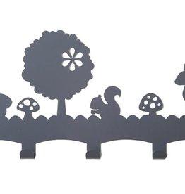 Eina Design Woodland kapstok grijs