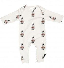 Snurk Rockets Jumpsuit Babies