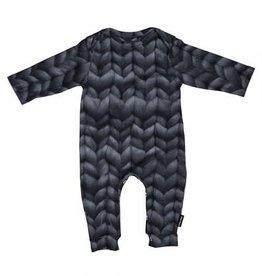 Snurk Twirre steel grey jumpsuit
