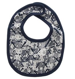 Small rags Fly bib slabber Outer space