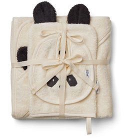 Liewood Adele terry baby package Panda