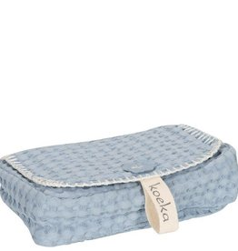 koeka Vochtige doekjeshouder Antwerp Soft blue
