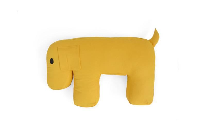 Nanami Borstvoedingskussen Olly Yellow