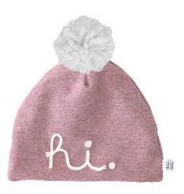 Aai Aai Winterbeanie Hi pink