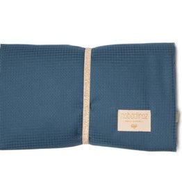 Nobodinoz Mozart waterproof changing mat Night blue