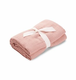 Liewood Swaddle little dot rose