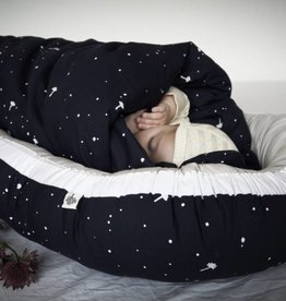 Born Copenhagen Babynest Night sky Navy