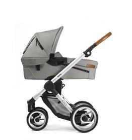 mutsy Mutsy evo Nomad light grey + gratis Maxi cosi Pebble plus inclusief zomerpakket