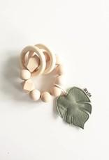 Bezisa Rammelaar Pistache green Leaf