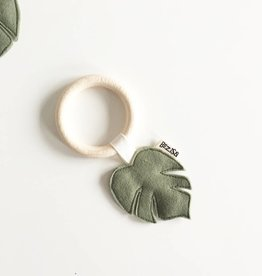Bezisa Bijtring Pistache leaf