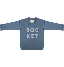 Little Indians Sweater Little Indians Rocket Blue