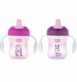Chicco Training cup Chicco roze