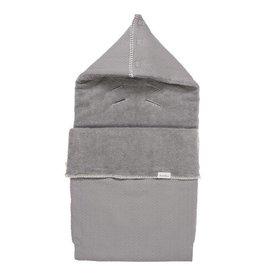 koeka Voetenzak maxi-cosi Stockholm Steel grey