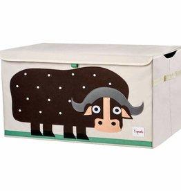 3 sprouts Speelgoedkoffer buffel