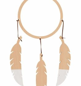 Nobodinoz Dreamcatcher wood white Nobodinoz