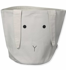Liewood Ella Fabric basket rabbit dumbo grey