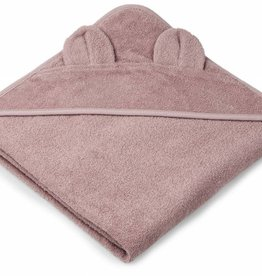 Liewood augusta Towel Mr. bear rose
