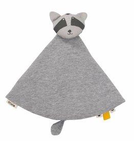 trixie baby Knuffeldoekje Mr. Raccoon