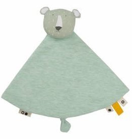 trixie baby Knuffeldoekje Mr. Polar Bear Trixie