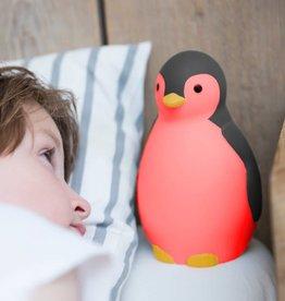 Zazu ZAZU Sleeptrainer Pinguin Pam Grey